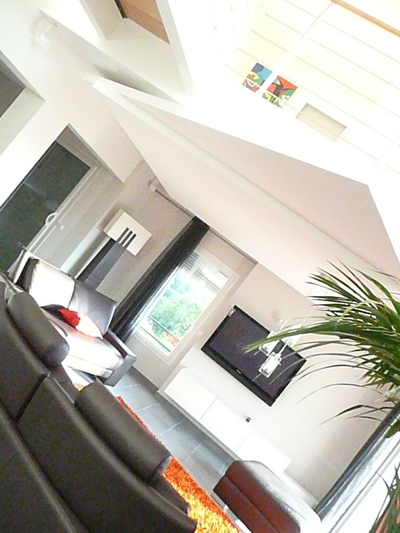 relooking d interieur frederic tourneur le salon d une maison d architecte. Black Bedroom Furniture Sets. Home Design Ideas